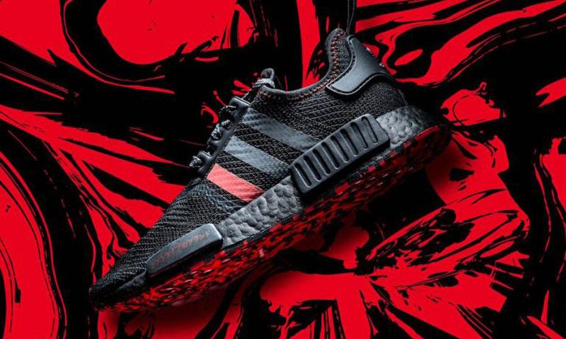 Shoe Palace 庆 25 周年联手 adidas 推出限量 NMD R1