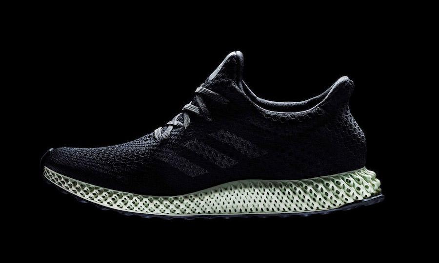 adidas 将于 2019 年推出全新 4D 鞋款——4D Run