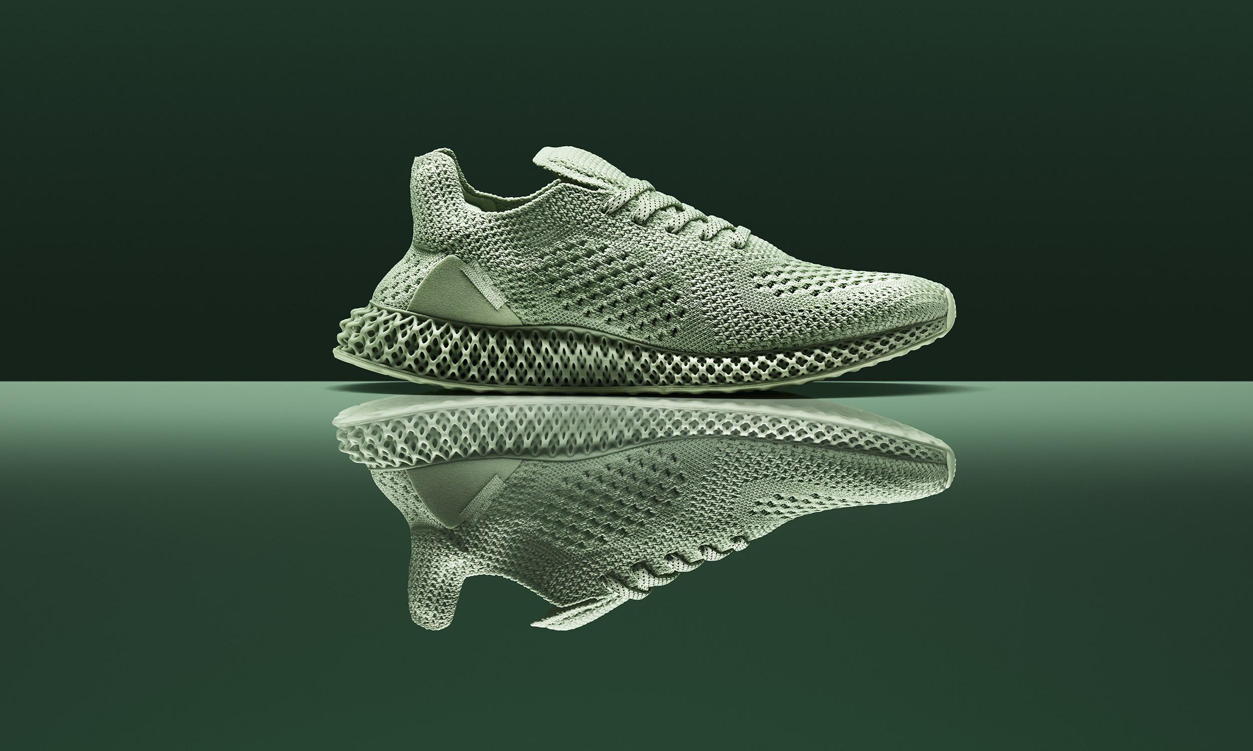 在哪能买到 Daniel Arsham x adidas Futurecraft 4D?