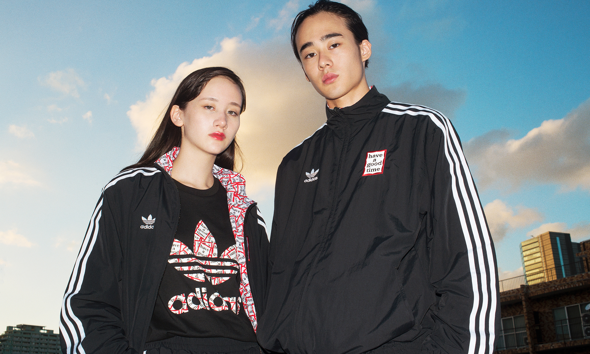 adidas Originals by HAVE A GOOD TIME 联名系列正式发布