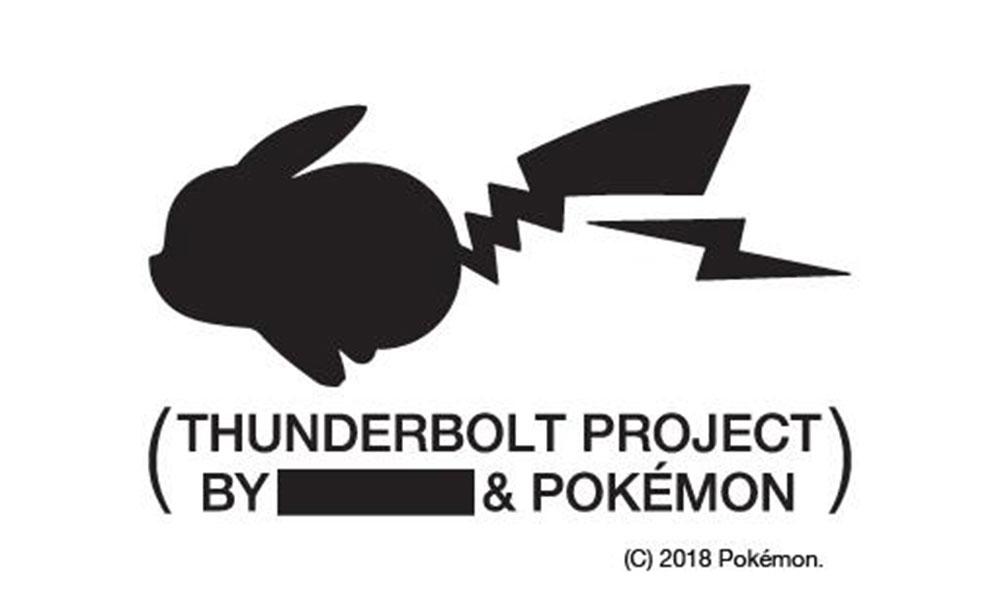 """藤原浩 x Pokémon 联名企划 """"THUNDERBOLT PROJECT"""" 全览"""