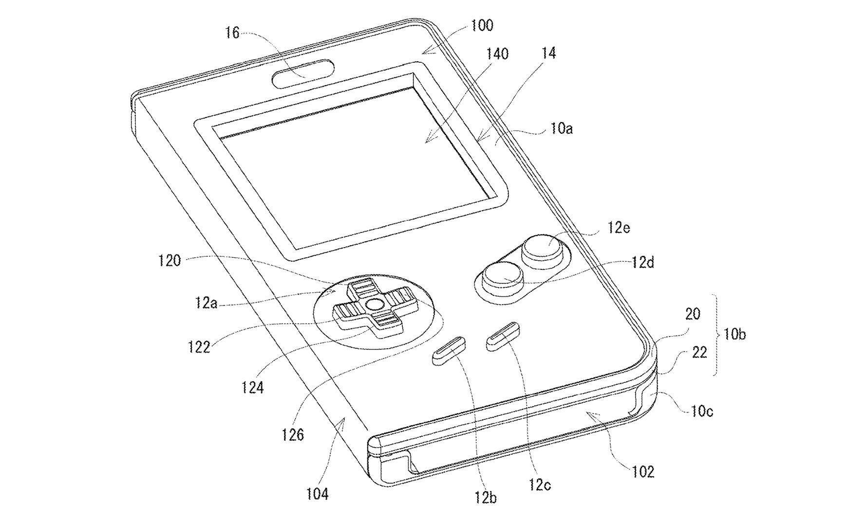 Nintendo 正在开发一款可以把手机变成 Game Boy 的手机壳?