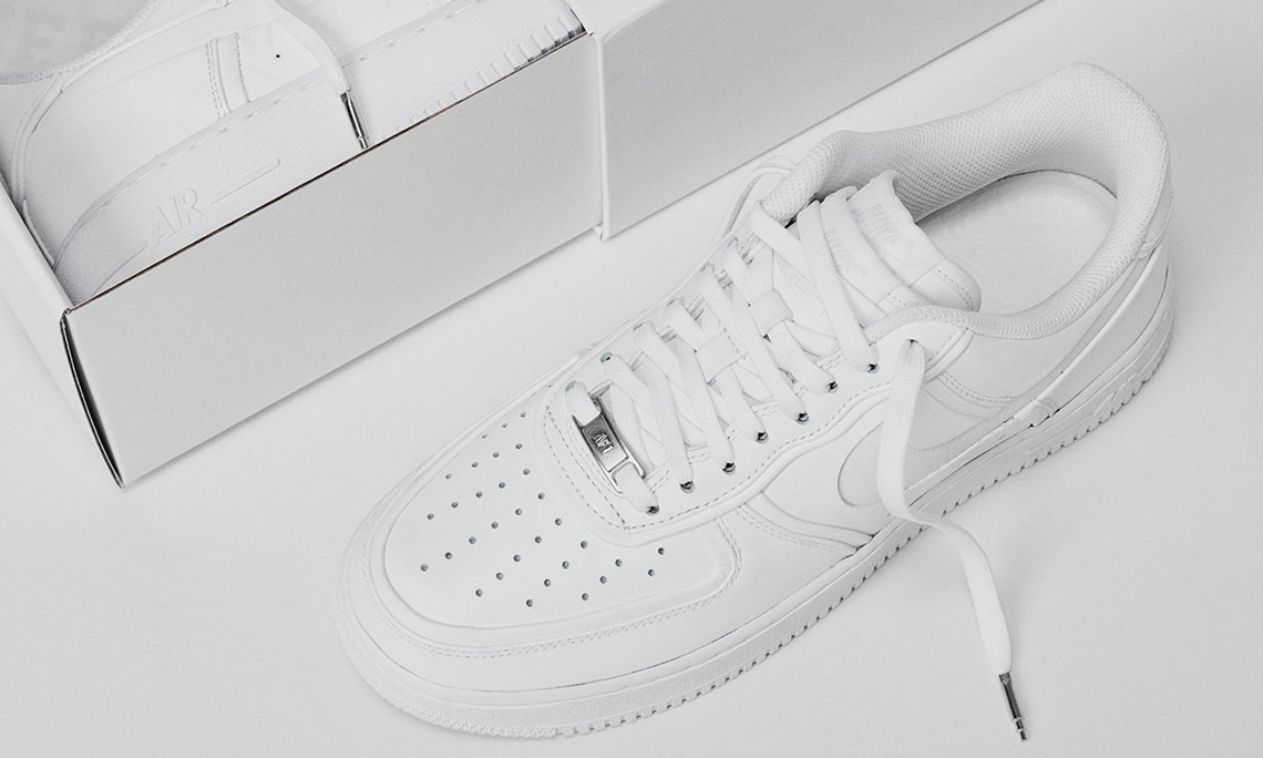 John Elliott x Nike Air Force 1 将在本月 13 日正式发售