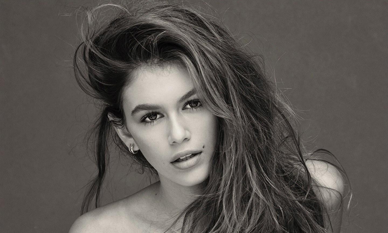 YSL 宣布任命 Kaia Gerber 担任美妆大使