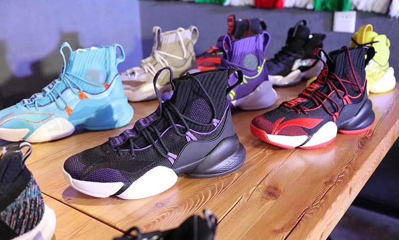 李宁新款篮球鞋发布,但好像略显眼熟?