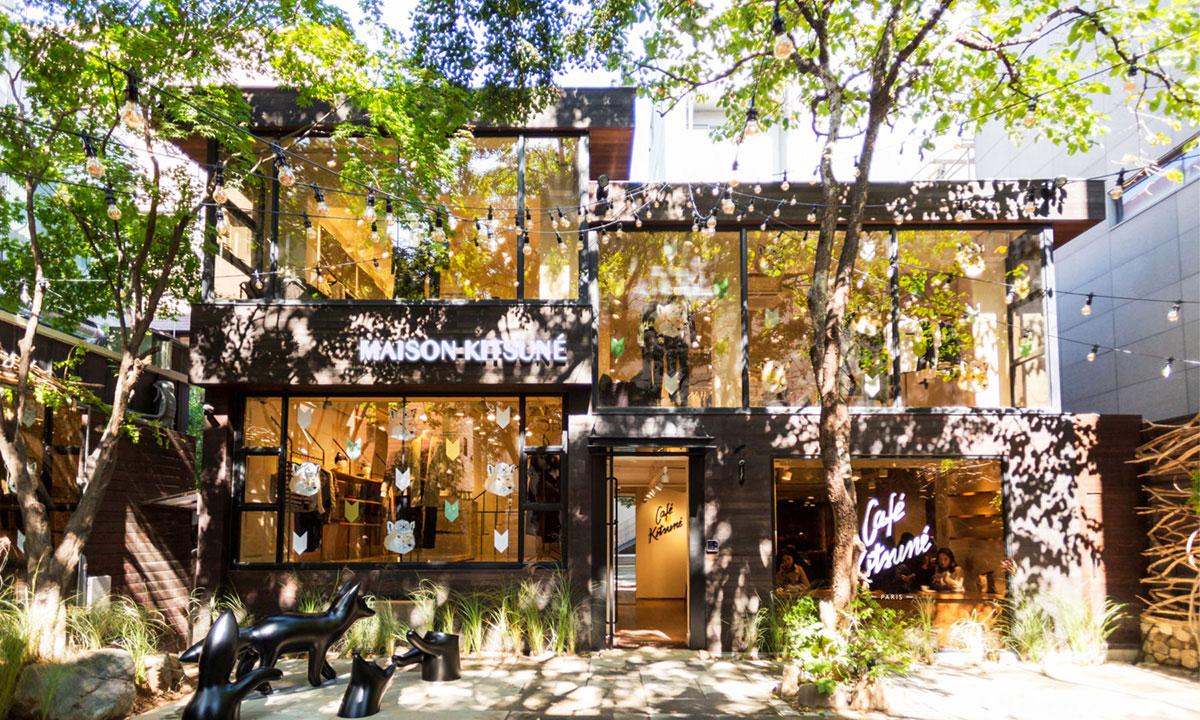 Maison Kitsuné 宣布开设首个韩国旗舰店