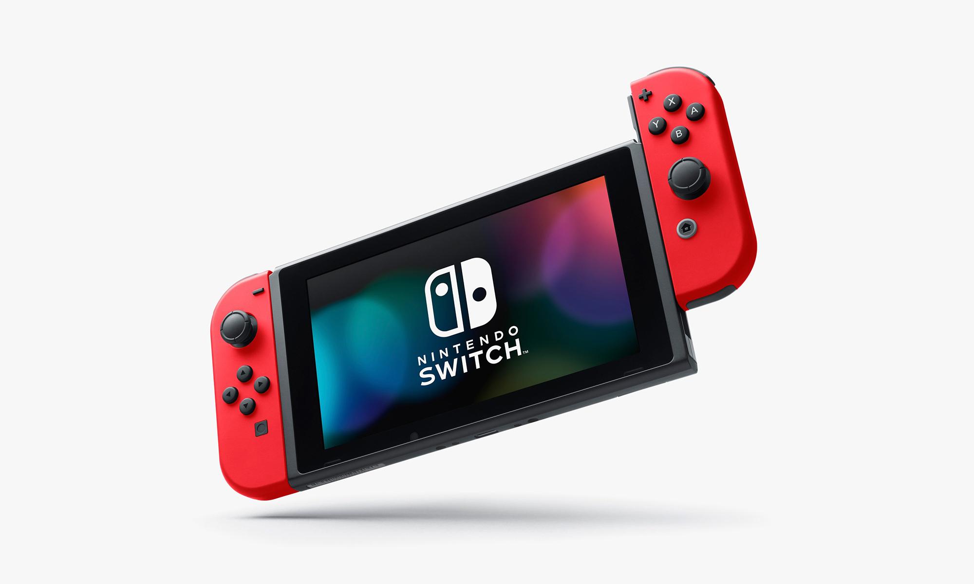 任天堂计划明年推出新版本的 Switch 系列产品