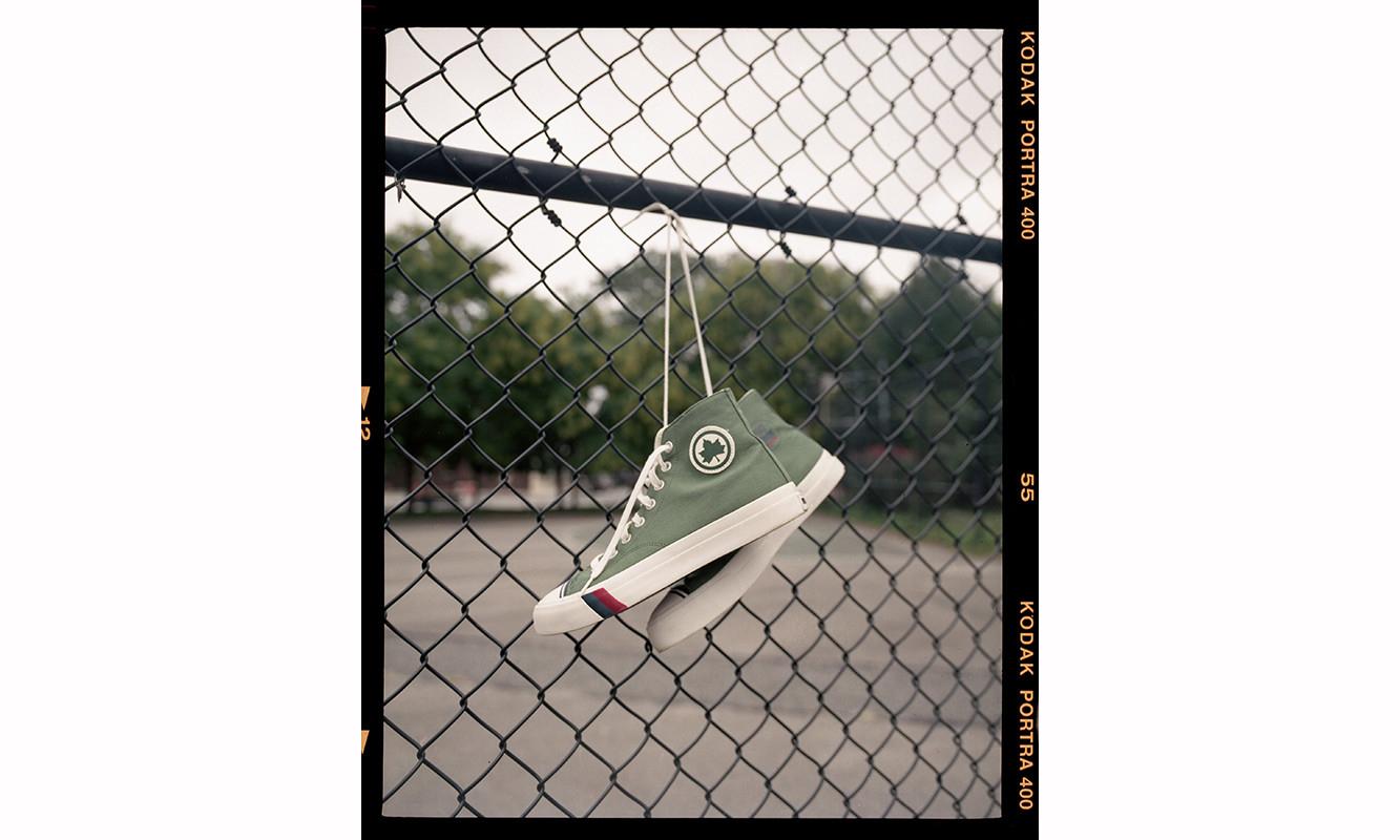 Only NY x PRO-Keds 打造纽约主题联名鞋款