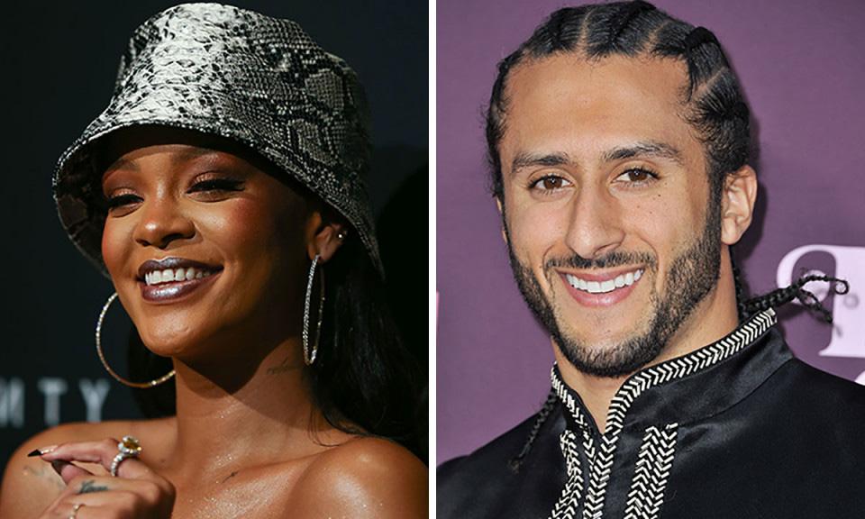 Rihanna 为支持 Colin Kaepernick 拒绝登上超级碗中场秀