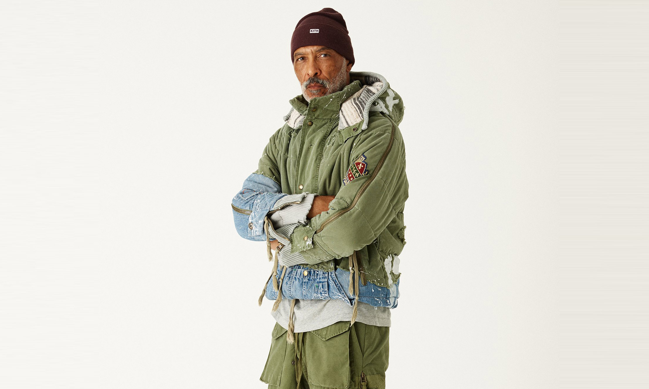 "KITH x Greg Lauren ""Ivy League Draft"" 联名系列造型 Lookbook 释出"