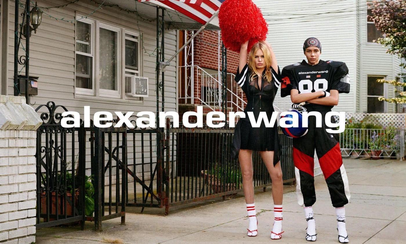 美国味十足,Alexander Wang Collection 1 大片发布