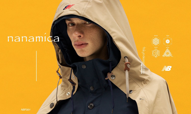 nanamica x New Balance 联名鞋服系列正式发售