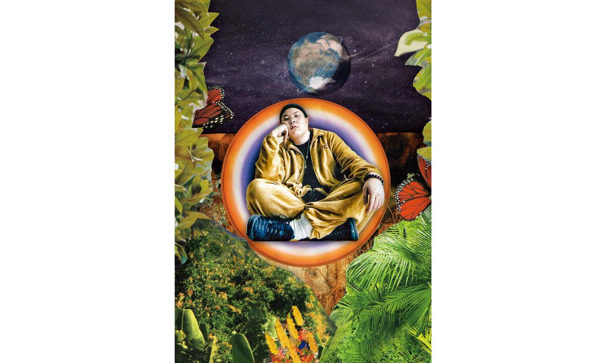 献给地球的礼物,功夫胖《D7STS》专辑签售会即将举办