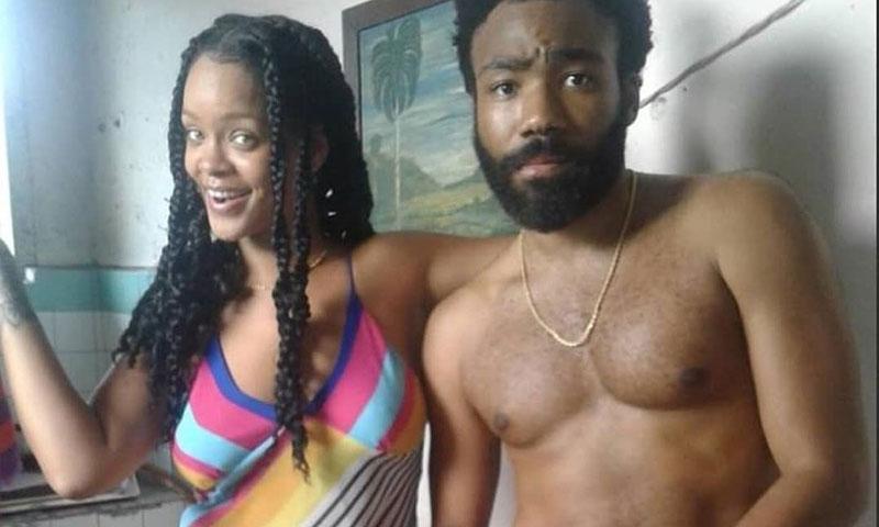 由 Donald Glover & Rihanna 主演电影《Guava Island》预告片曝光