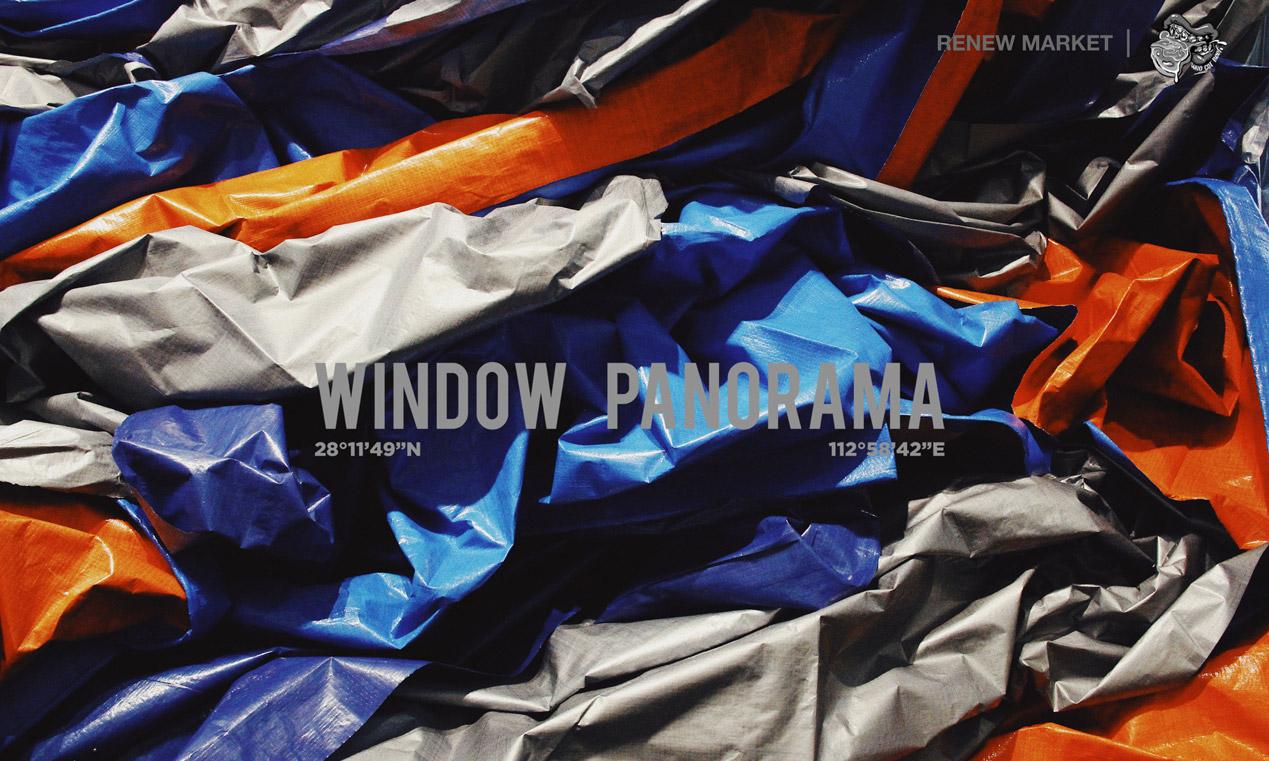 "RENEW MARKET 长沙 ""KOHH's Son Window Panorama"" 特展开催"