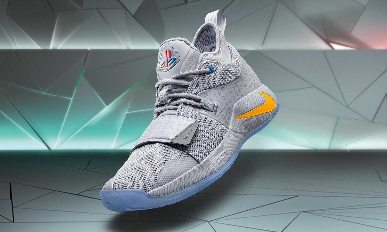 追忆初代经典,PlayStation x Nike PG 2.5 惊喜亮相