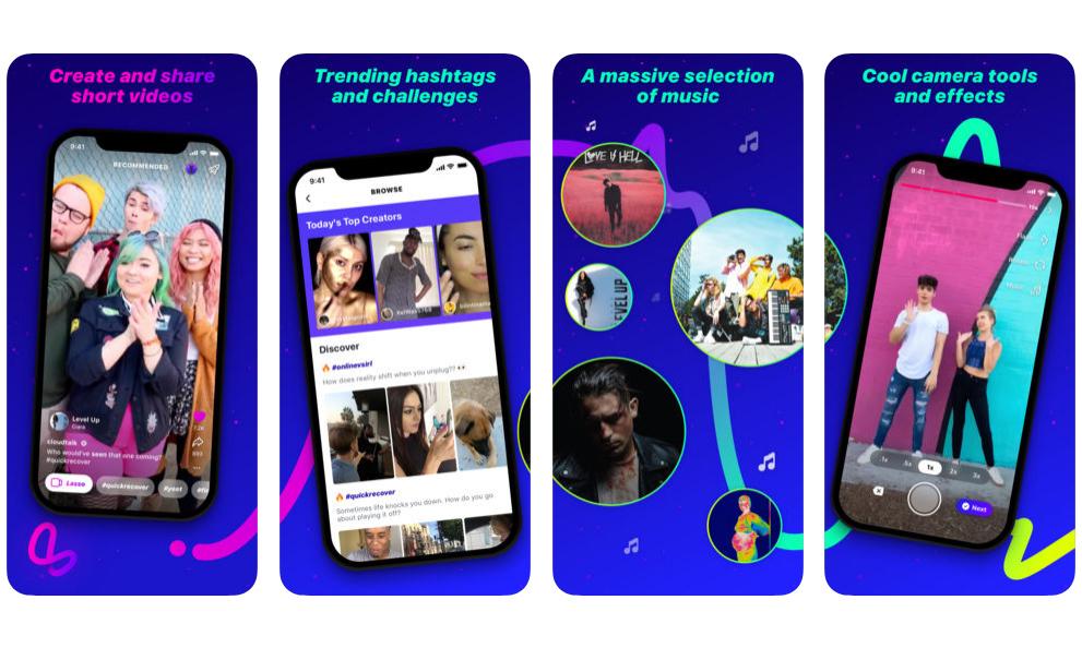 """Facebook 的 """"抖音"""" 产品 Lasso 正式推出"""