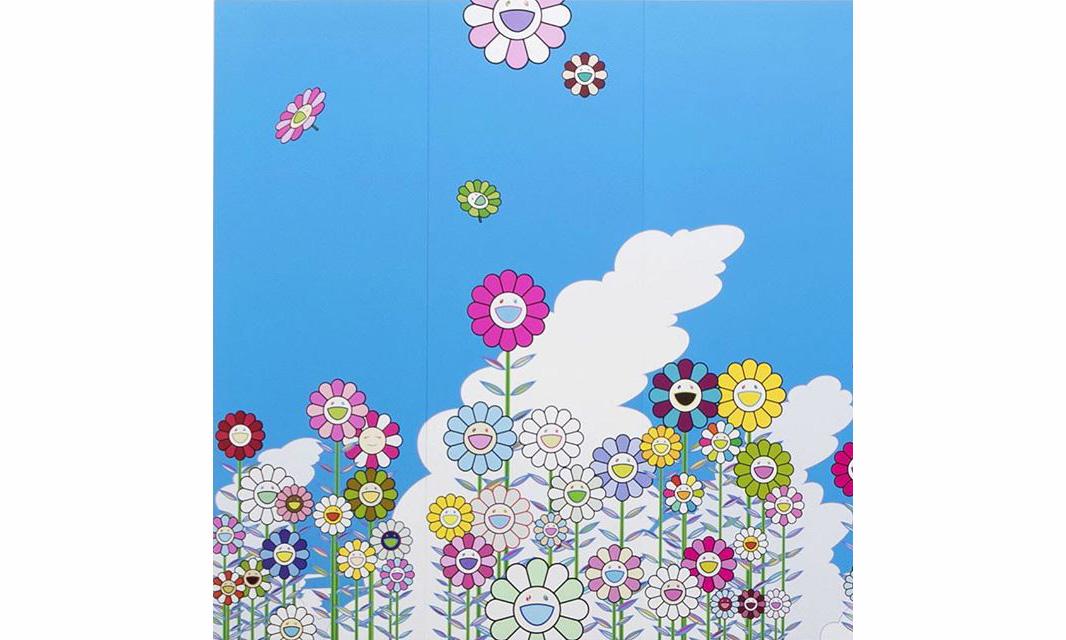 村上隆将在上海贝浩登画廊开设全新个展