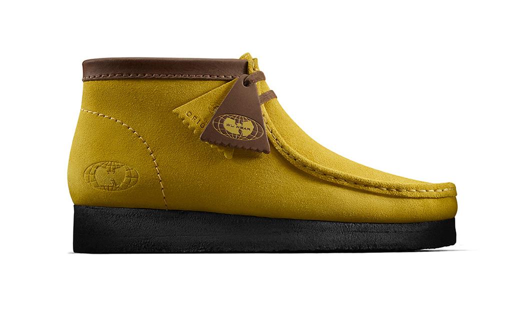 Wu Wear x Clarks 推出联名鞋款