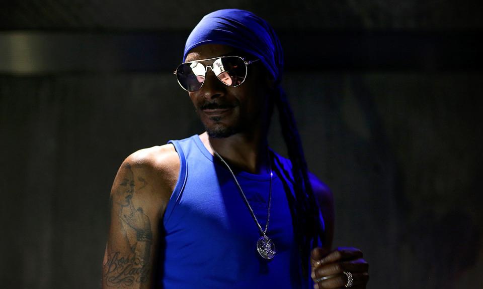 Snoop Dogg 将在好莱坞星光大道上留名