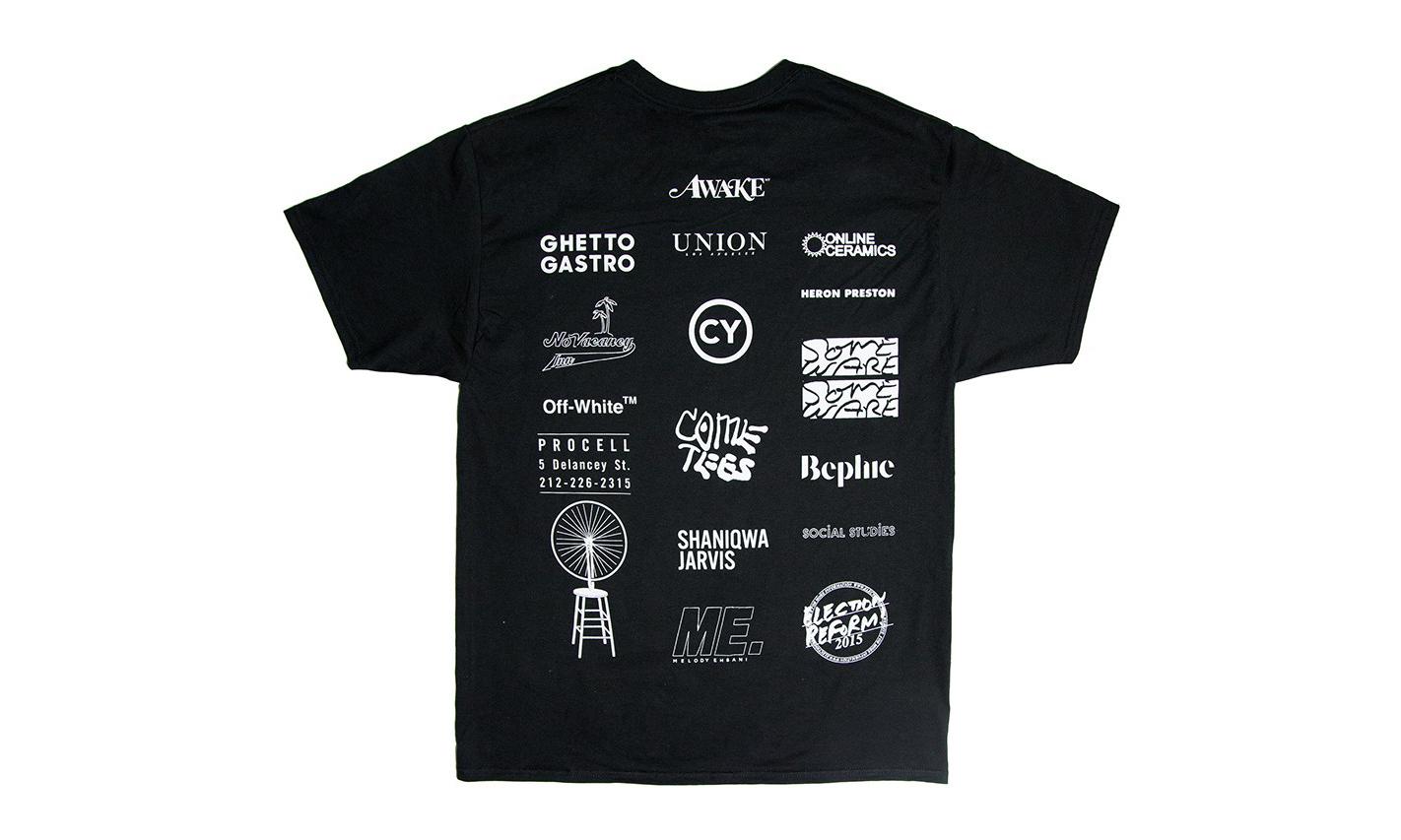 Virgil Abloh 再次为 Social Studies 项目打造限定 T-Shirt