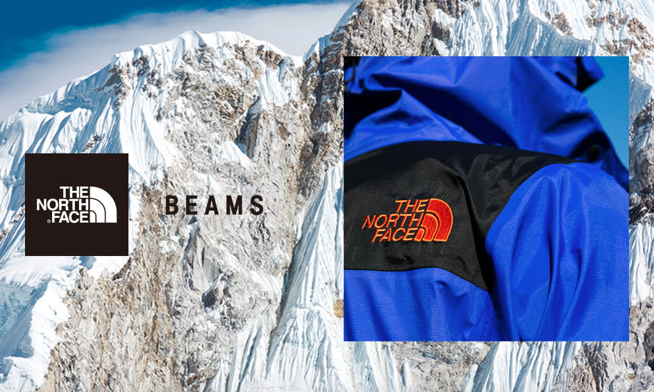 BEAMS x THE NORTH FACE 发布联名系列第 3 弹