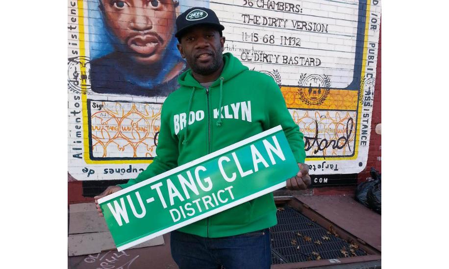 The Notorious B.I.G. 和 Wu-Tang Clan 将被授予成为纽约道路名