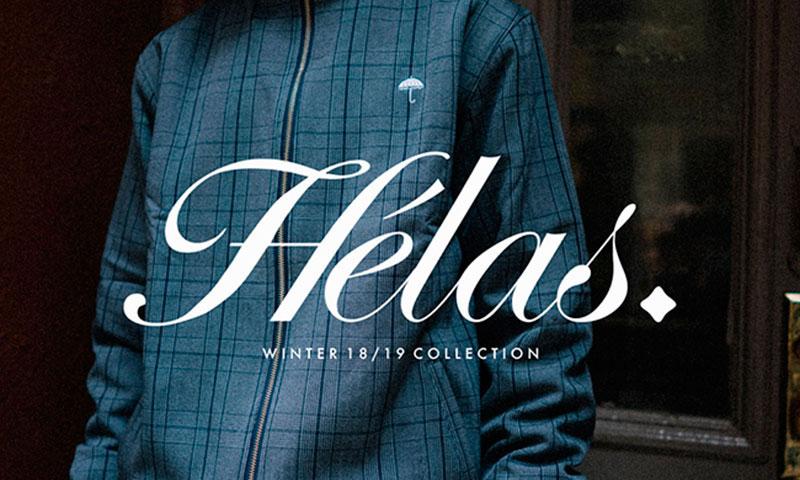 纽约往事,Hélas 2018 / 19 冬季系列古典回归