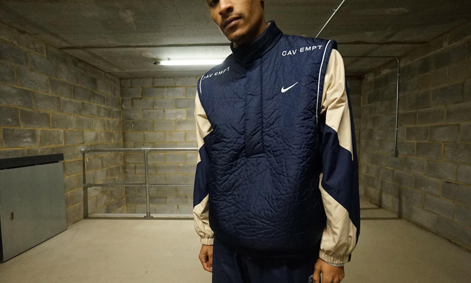 东京与伦敦的连接,Cav Empt x Nike 联名系列正式公布