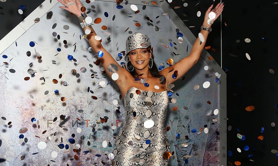 Rihanna 新专辑将在 2019 年面世