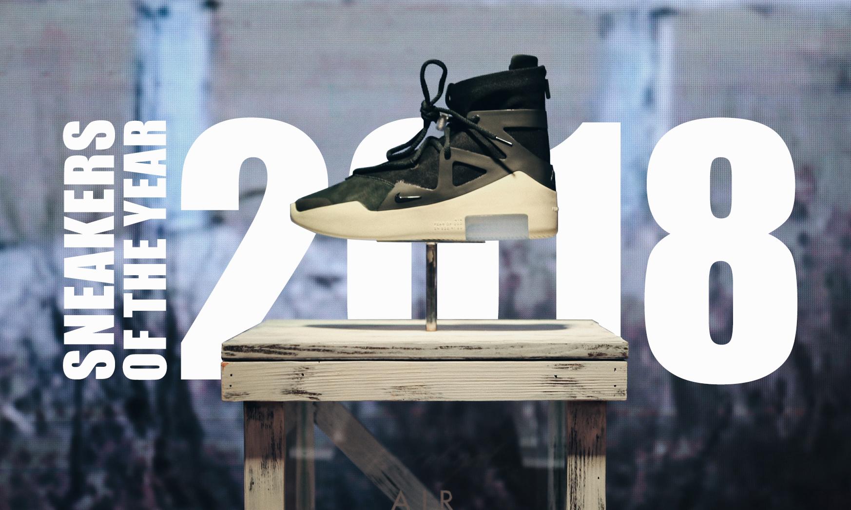 """2018 年度球鞋:今年有哪些 """"大起大落"""" 的鞋款?"""