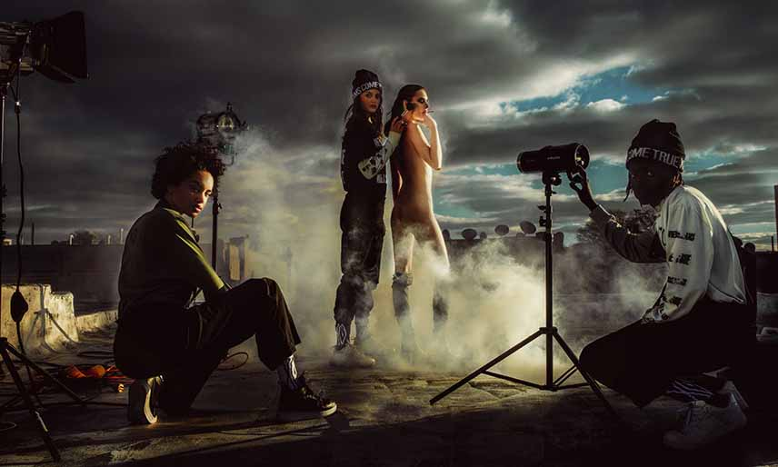 The Weeknd 发布 2018 年最后一个周边系列