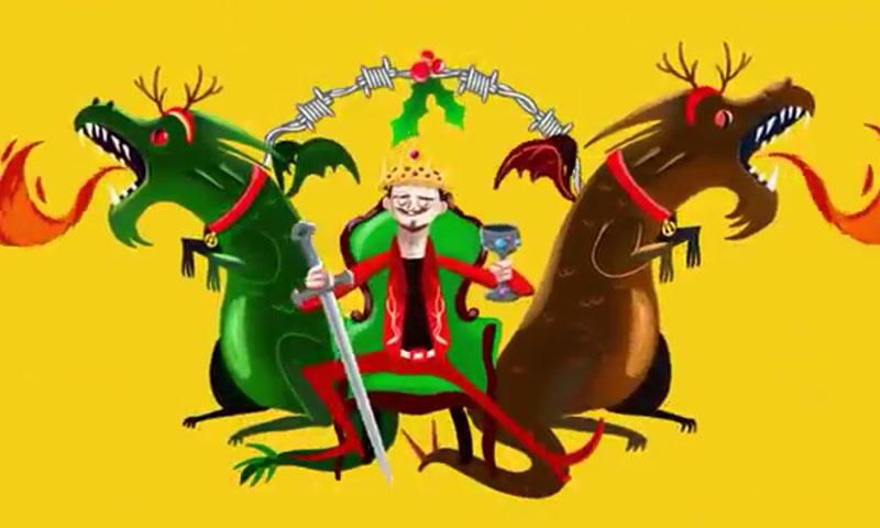 Post Malone 发布圣诞新曲《WOW》