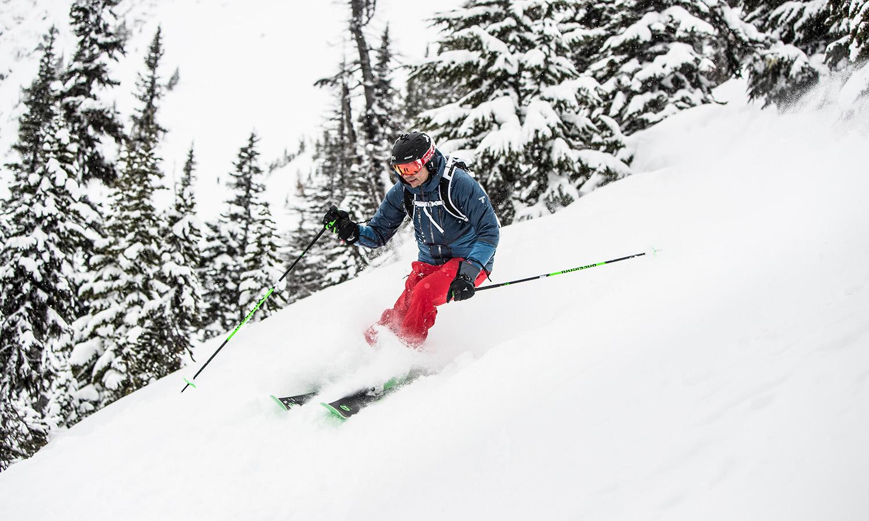 Columbia 发布全新冬季滑雪系列