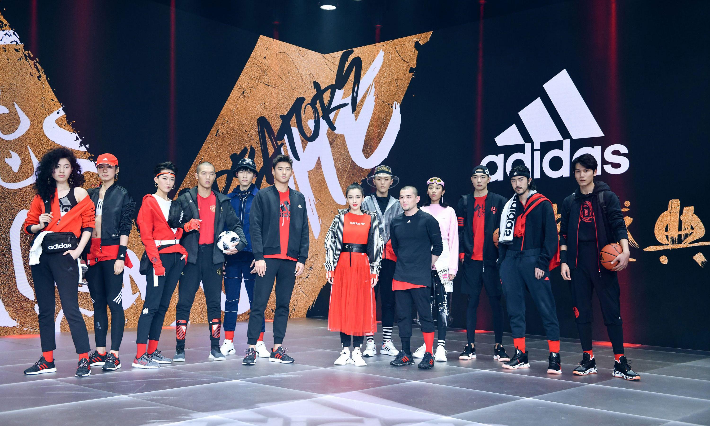 2019 adidas 创造者盛典激活新年能量
