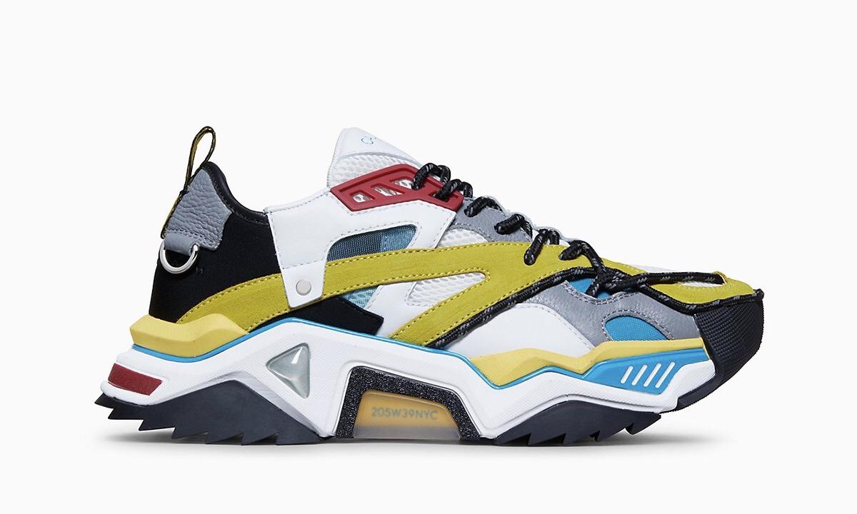Calvin Klein 新款老爹鞋 Strike 205 现已上线