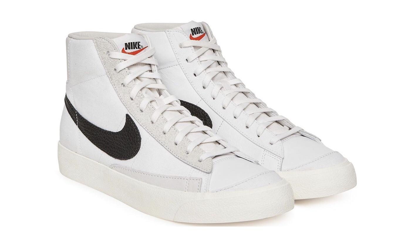 反转 Swoosh? Slam Jam x Nike Blazer 意大利快闪店限量发售
