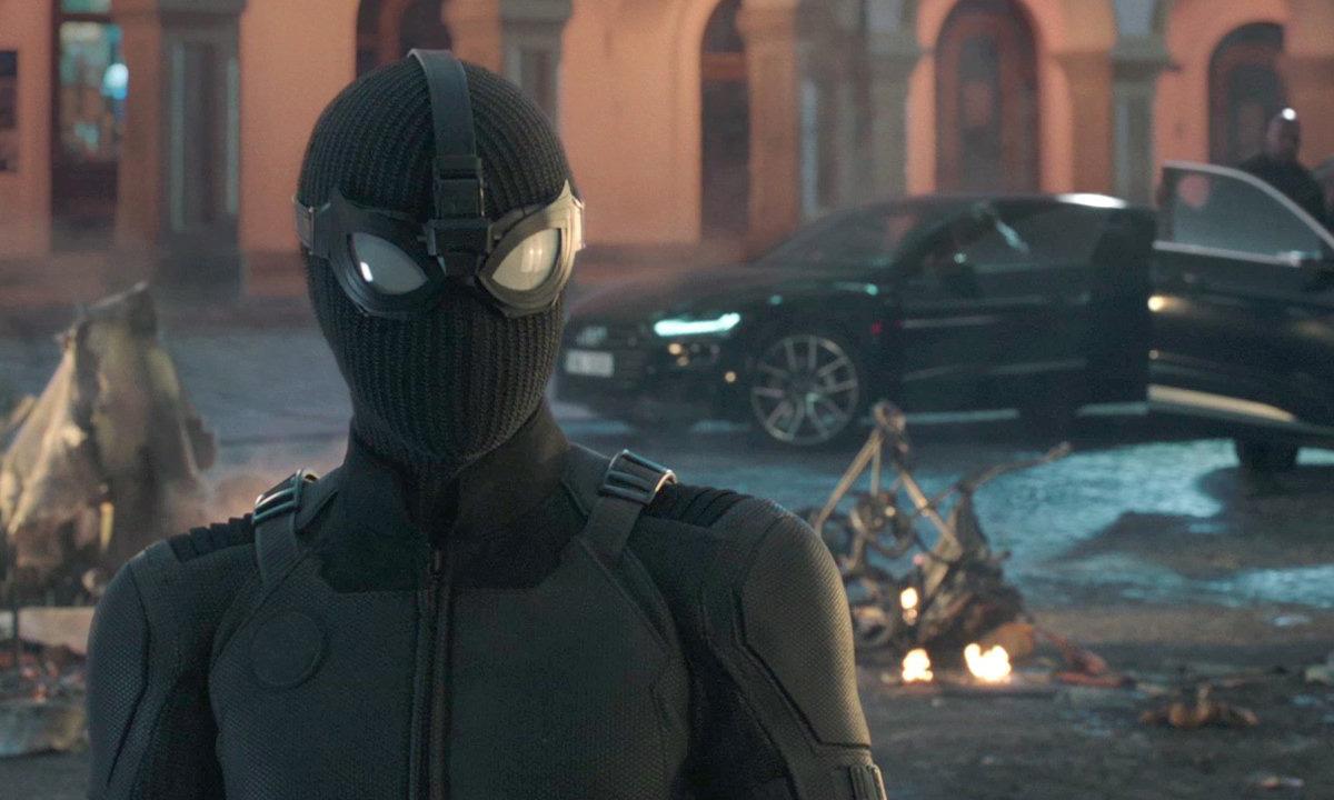 战地转移欧洲,《蜘蛛侠:英雄远征》公布首支预告片