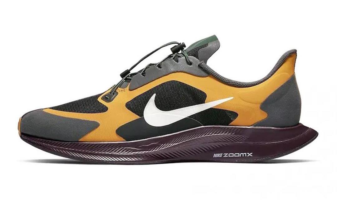 GYAKUSOU x NikeLab Zoom Pegasus 35 Turbo 将于下月发售