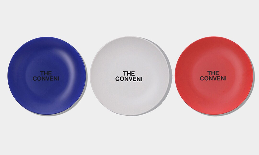 THE CONVENI 带来一系列服饰和配件新品