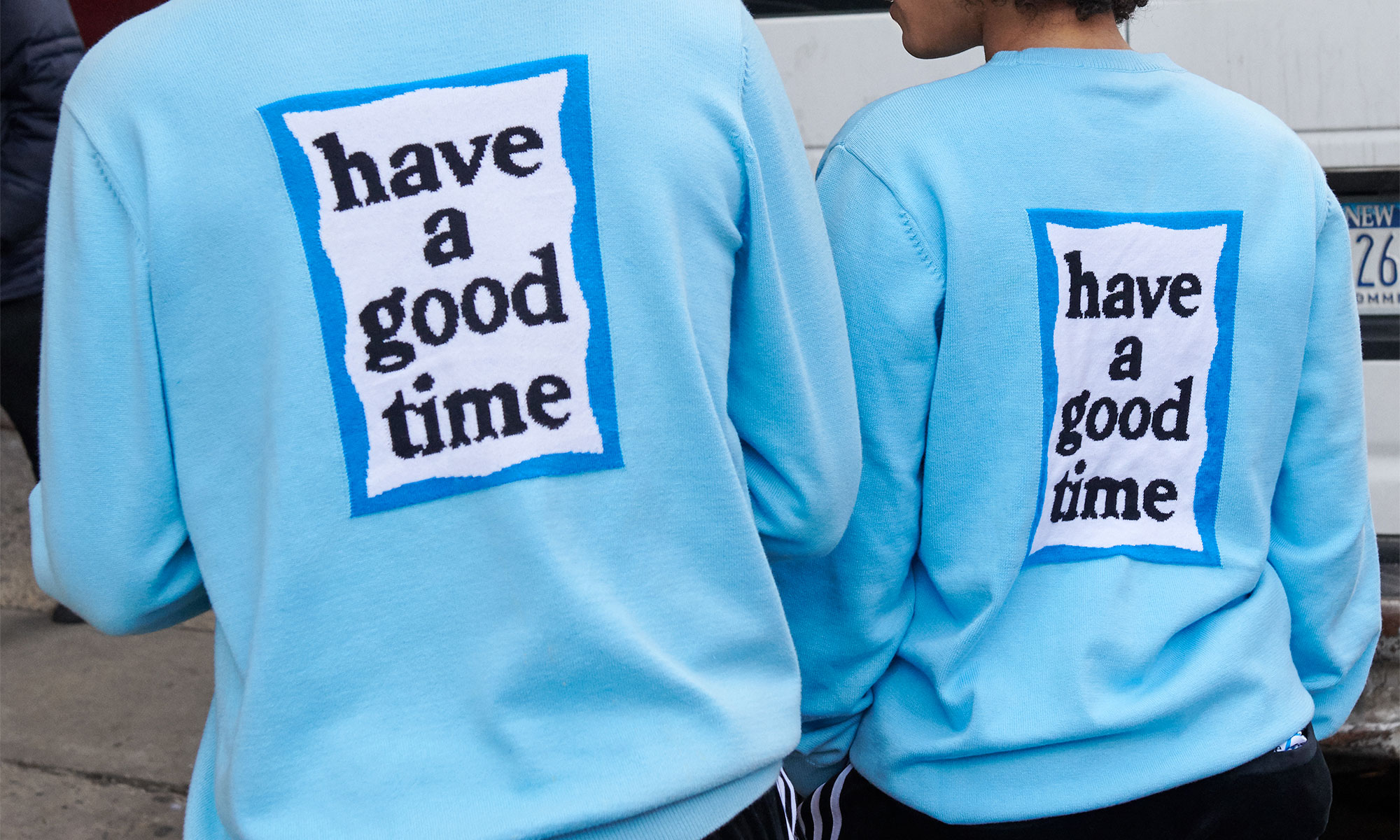 adidas Originals by have a good time 发布新年联名系列