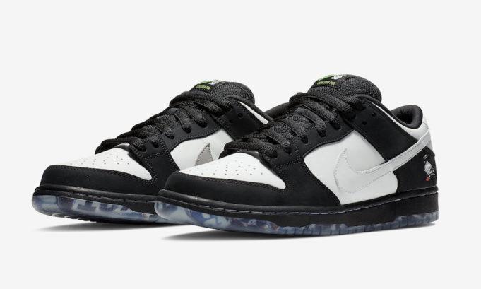 "Nike SB Dunk Low ""Panda Pigeon"" 即将登陆 SNKRS,先来看波官方美照"