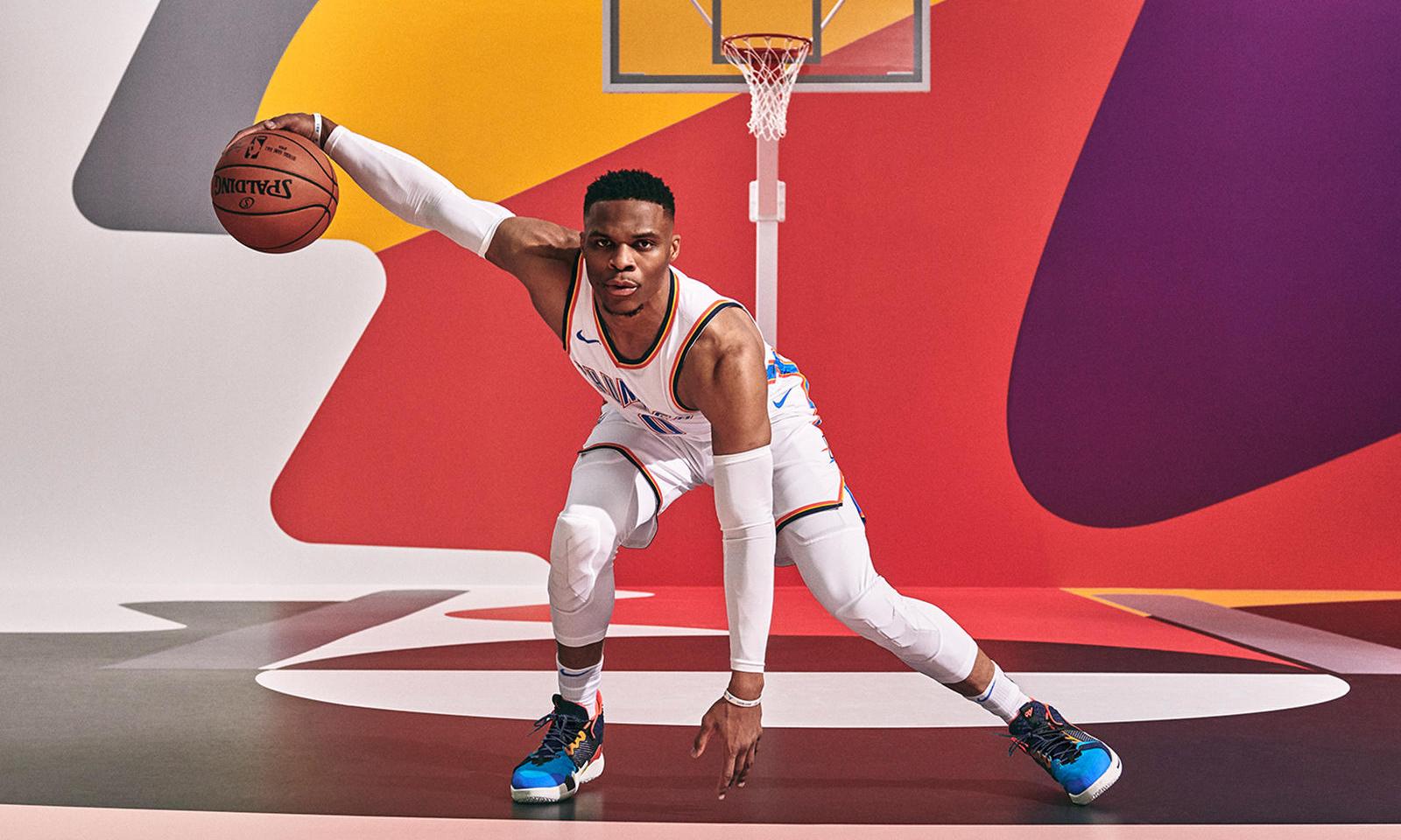 Russell Westbrook 第二双签名鞋 Jordan Why Not Zer0.2 正式发布