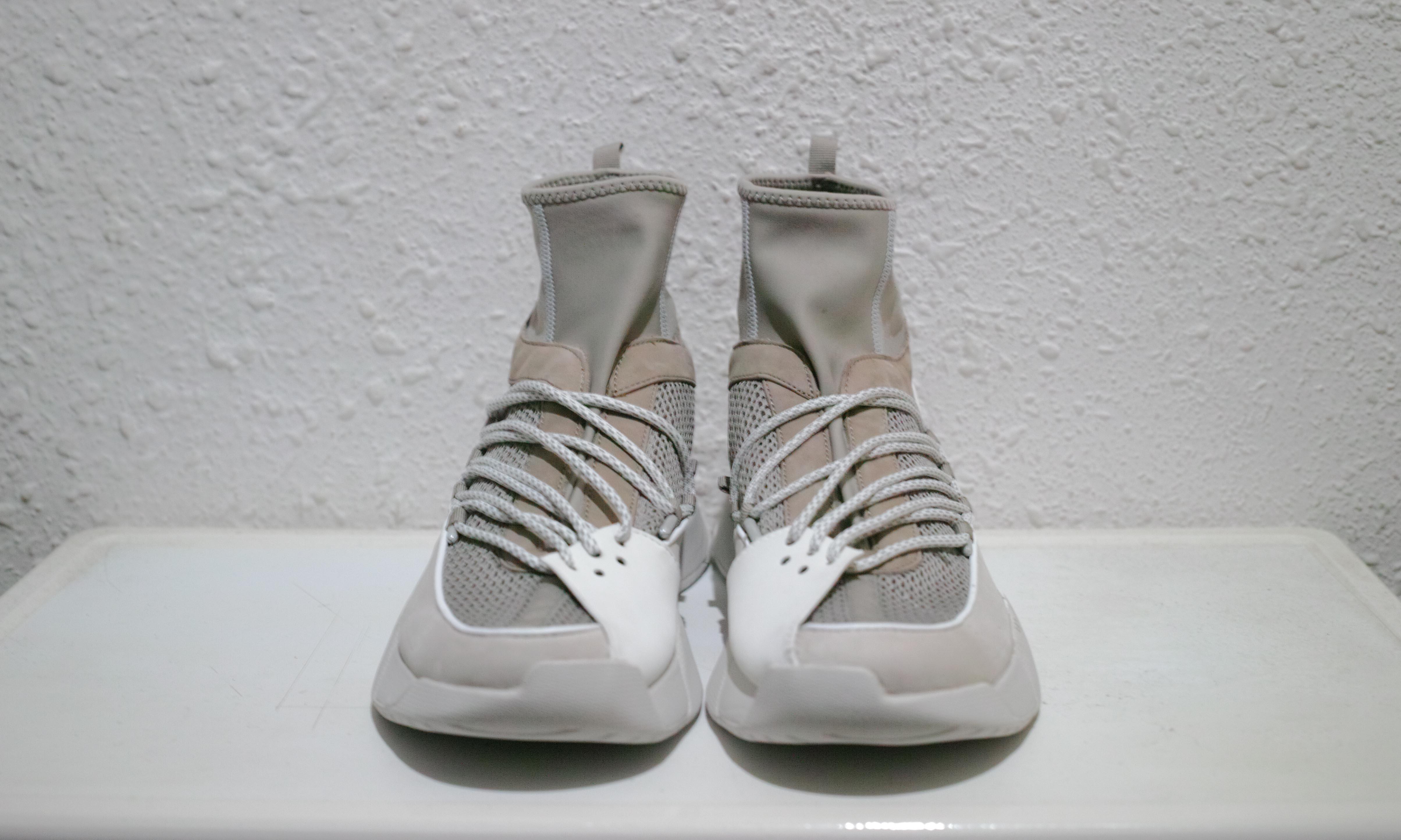 """""""幽灵的客套—Ghost"""",Ziv 带来全新球鞋定制作品"""