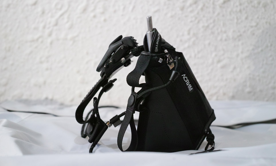 从鞋到包的转变,细览 Ziv 最新改造 ACRONYM® x NikeLab 作品