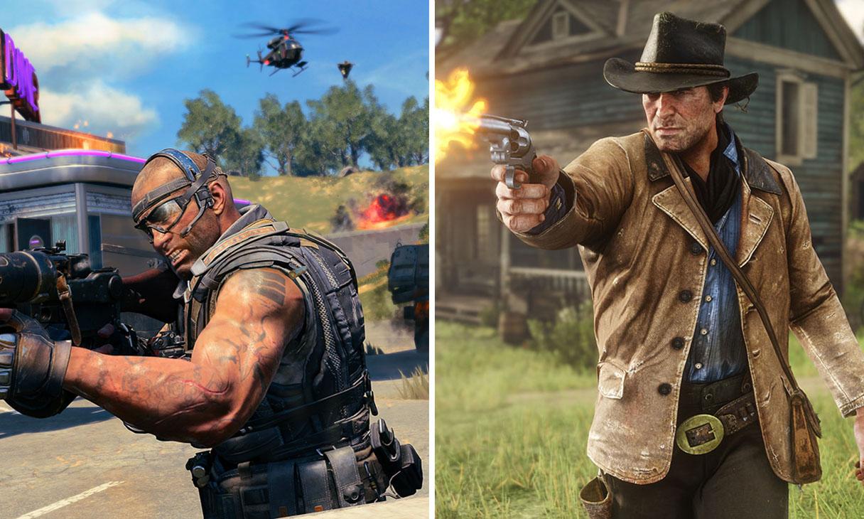 鼎盛时代,美国 2018 游戏销售达到 434 亿美元
