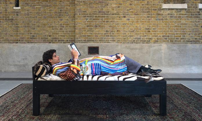 LVMH Prize 年度设计大奖获得者 Grace Wales Bonner 于伦敦画廊开展