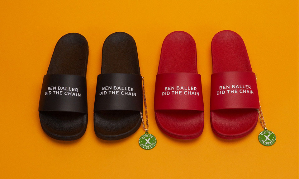 鞋子还能这么发?Ben Baller 的拖鞋将在 Stockx 上盲拍发售