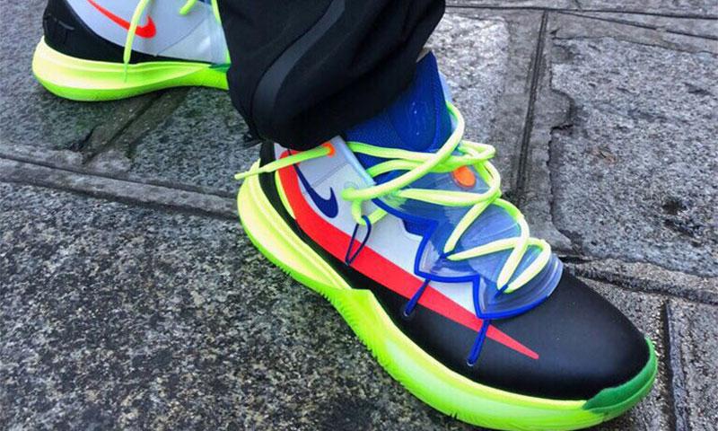 ROKIT x Nike Kyrie 5 将会在全明星周末发售