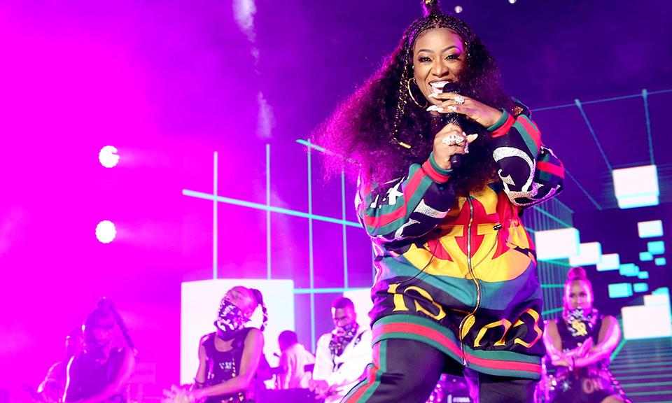 说唱女传奇,Missy Elliott 被选入歌曲创作名人堂